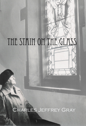 Stain On The Glass Cover